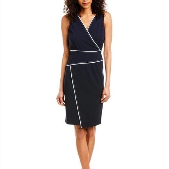 NWT Donna Karen sheath dress